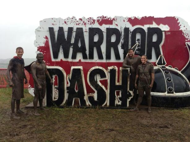 Angie_Matt_Carlos_James Warrior Dash after