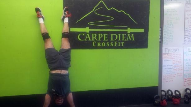 JP CrossFit Carpe Diem