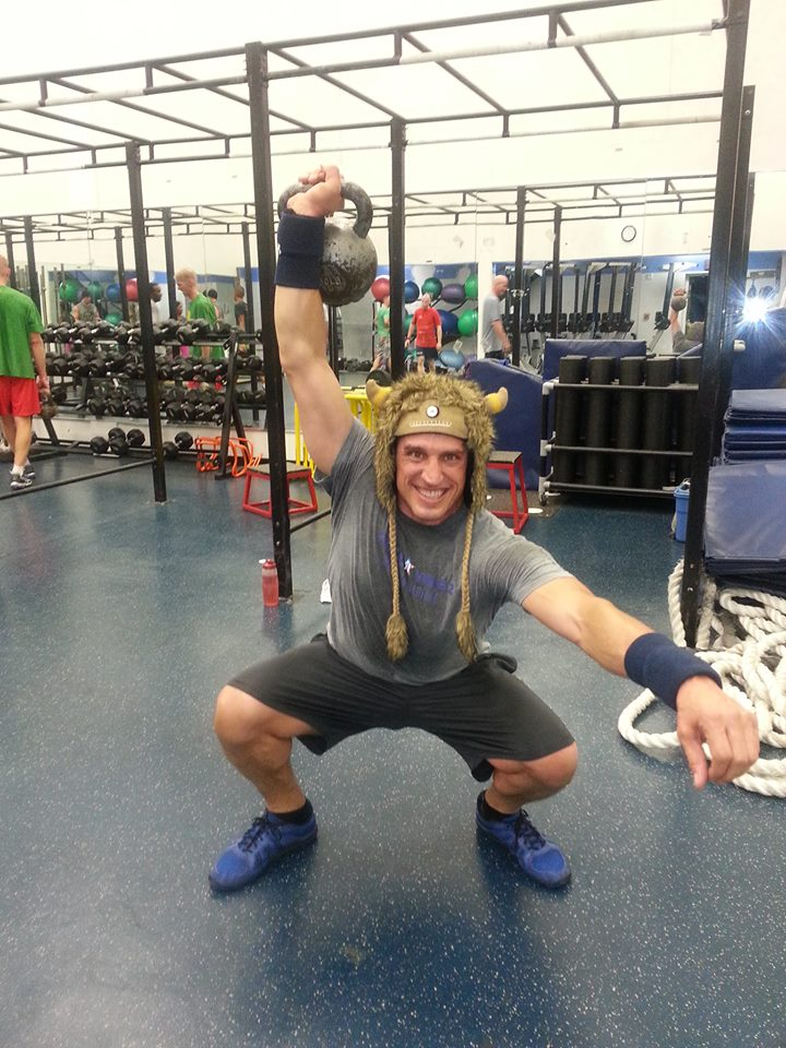 October 2013 Crossfit Team Offutt Tactical Fitness