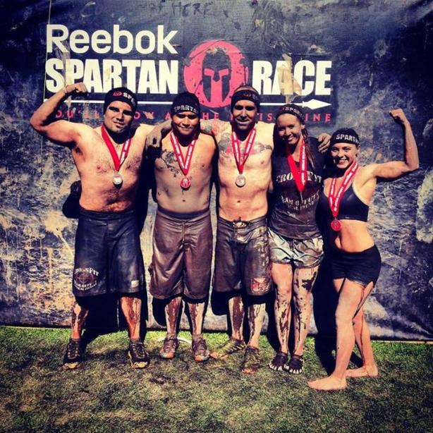TOTF Spartan Race folks