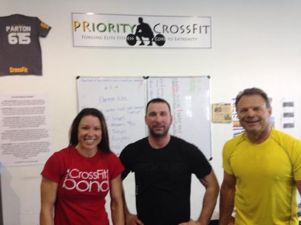 John at Priority CrossFit