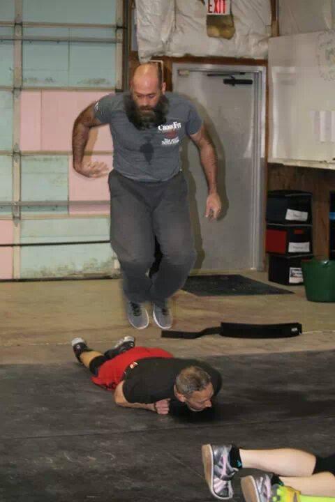 JP at AKP CrossFit
