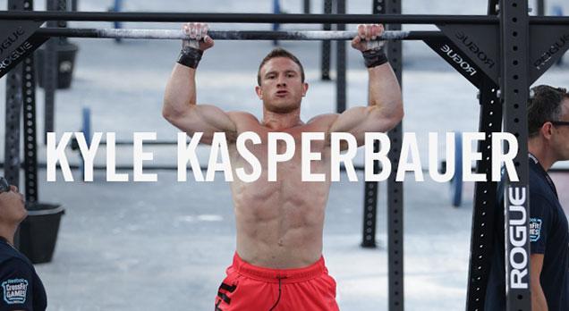 Kyle Kasperbauer