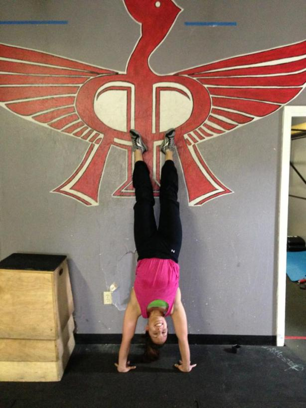 Bridgett at Red River CrossFit